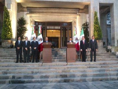 Los Pinos será museo: ¿Presidentes? Sólo pintados al óleo