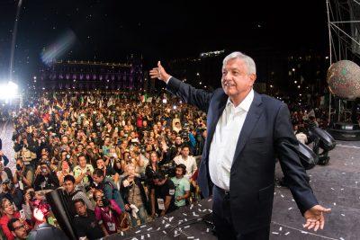 Más del 60% de mexicanos confía el futuro del país a AMLO, según encuesta