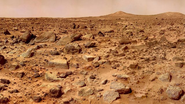Captan imágenes de las 'arañas' de Marte tras paso del invierno