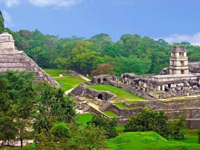 Palenque: las mágicas ruinas maya