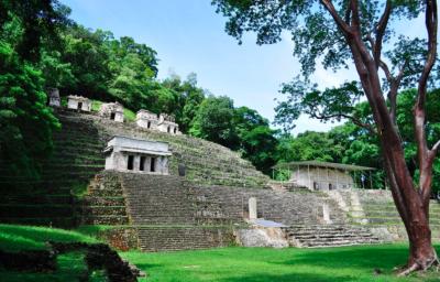 Bonampak: los murales que cuentan la vida maya