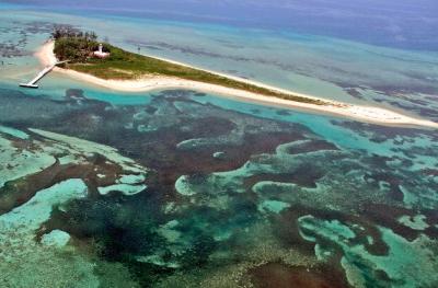 Isla de Enmedio: el increíble oasis en medio de la nada