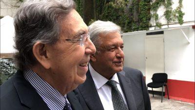 Cuauhtémoc Cárdenas se une a declaración por la paz en Nicaragua