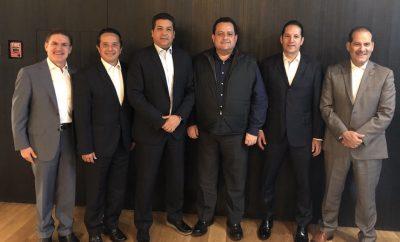 Gobernadores panistas buscan trabajar con AMLO