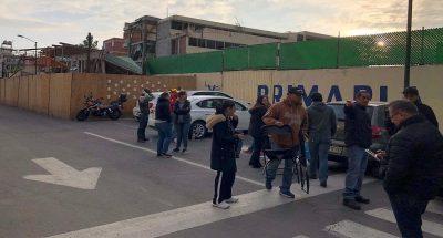 Padres se oponen a demolición del Rébsamen