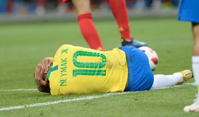 <i>¡Adiós, Neymar!</i> Bélgica elimina a Brasil del Mundial Rusia 2018