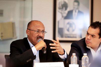 Presidente del PRI reconoce los errores del partido