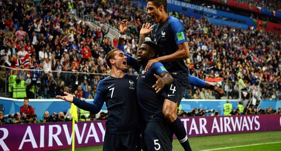 Francia vence a Bélgica y avanza a la Final de la Copa del Mundo Rusia 2018