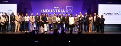Graco Ramírez inaugura Foro Industria 4.0: un reto mundial desde la perspectiva local