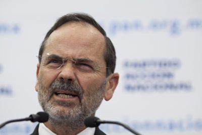 Madero responsabiliza a Anaya de los malos resultados del PAN