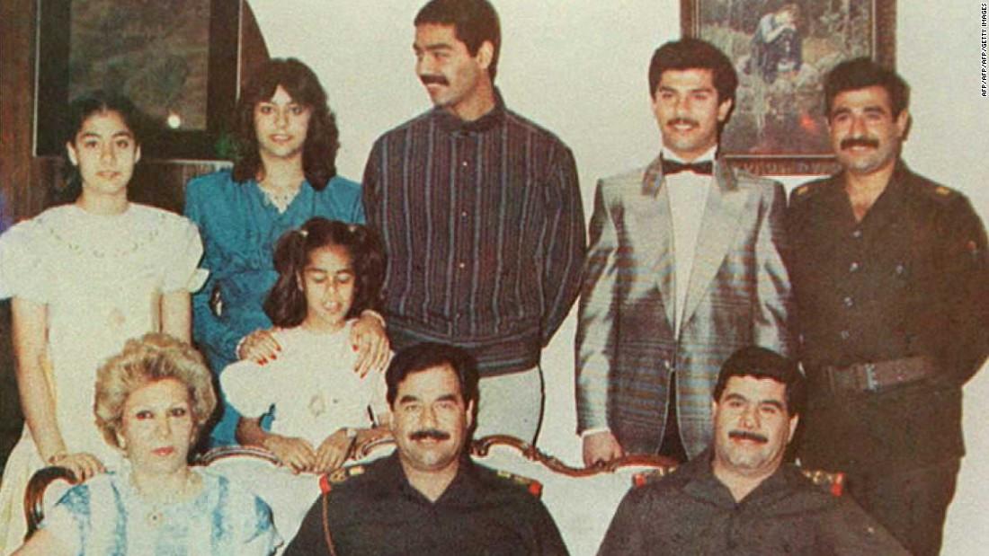 Asesinatos y violaciones: la insólita historia de la familia de Saddam Hussein