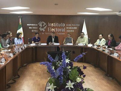 No hay sesión programada para desaparecer partidos en Jalisco