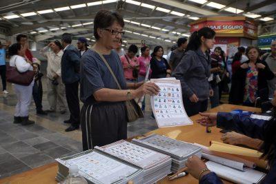 Hasta 80 por ciento de paquetes electorales volverán a contarse