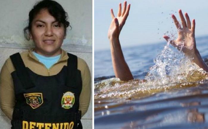 <i>¡Poca madre!</i> Intenta ahogar a sus hijos; fracasa y los deja morir en la playa