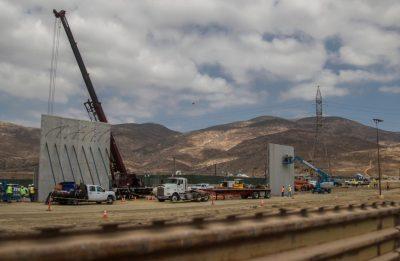 Piden 5 mil mdd para construcción del muro fronterizo