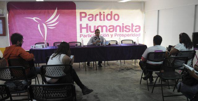 Partido Humanista debe millonaria cuenta tras perder su registro