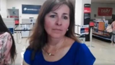 Pasajera del vuelo de Aeroméxico relata el accidente aéreo en Durango (VIDEO)
