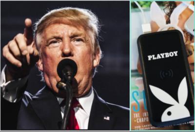 Trump hace berrinche: considera ilegal filtración de audio por pago a conejita