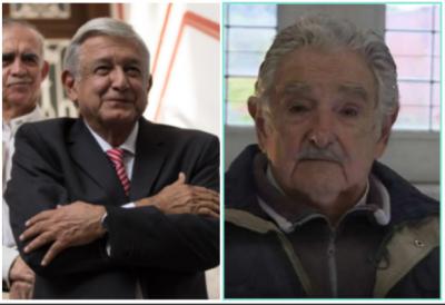 Pepe Mujica pide que AMLO cambie el destino de México (VIDEO)