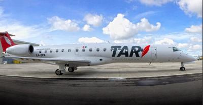 TAR Aerolíneas suspende vuelos a raíz del accidente aéreo de Durango