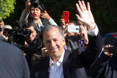 Meade seguirá el proceso electoral en la sede del PRI