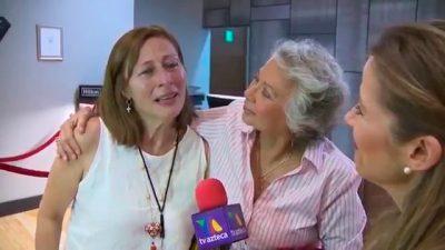 ¡HISTÓRICO! Entre lágrimas, Clouthier festeja el inminente triunfo de AMLO
