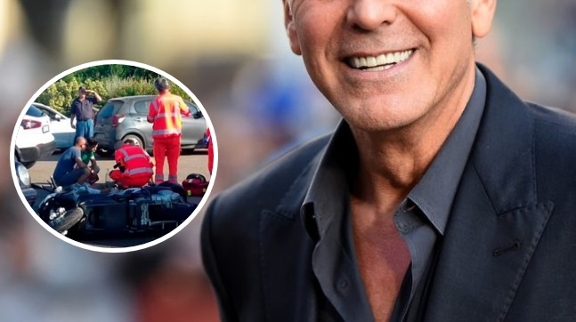Redes se sacuden con tétrica filmación de accidente de estrella de Hollywood
