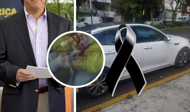 Tragedia en Televisa: figura de la empresa se suicida en su auto (FOTOS)