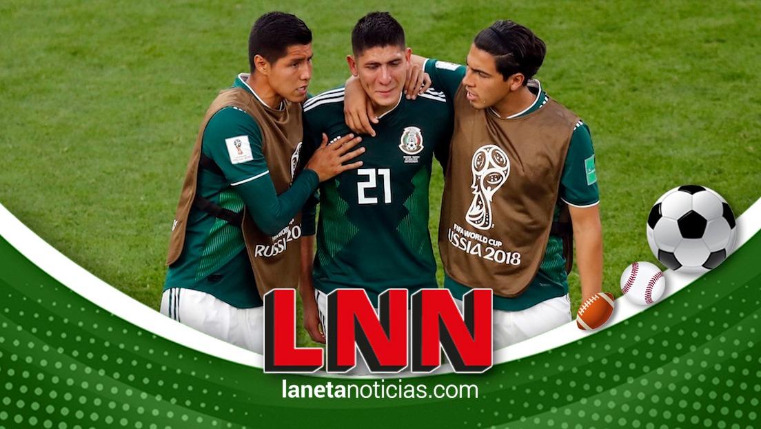 ¡Tristeza mexicana! Edson Álvarez, entre los 11 peores jugadores del Mundial