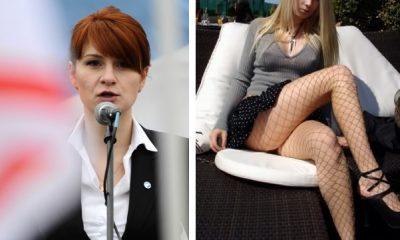 Maria Butina: la rusa que cambiaba favores sexuales por información política