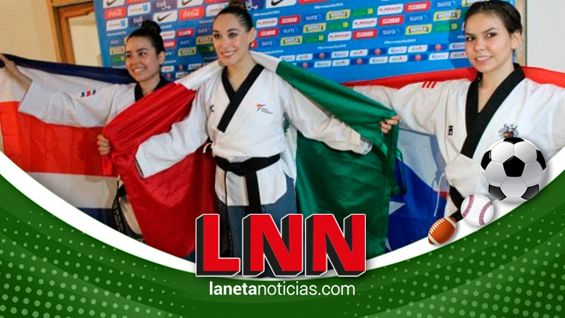 ¡ORGULLO MEXICANO! Daniela Rodríguez le da a México su primer oro en Juegos Centroamericanos