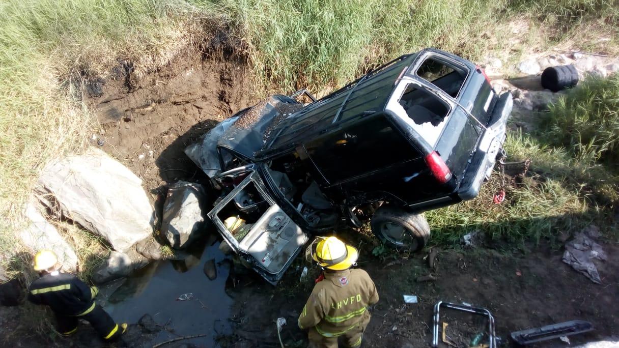 Mueren seis músicos por accidente en carretera de Zapotiltic