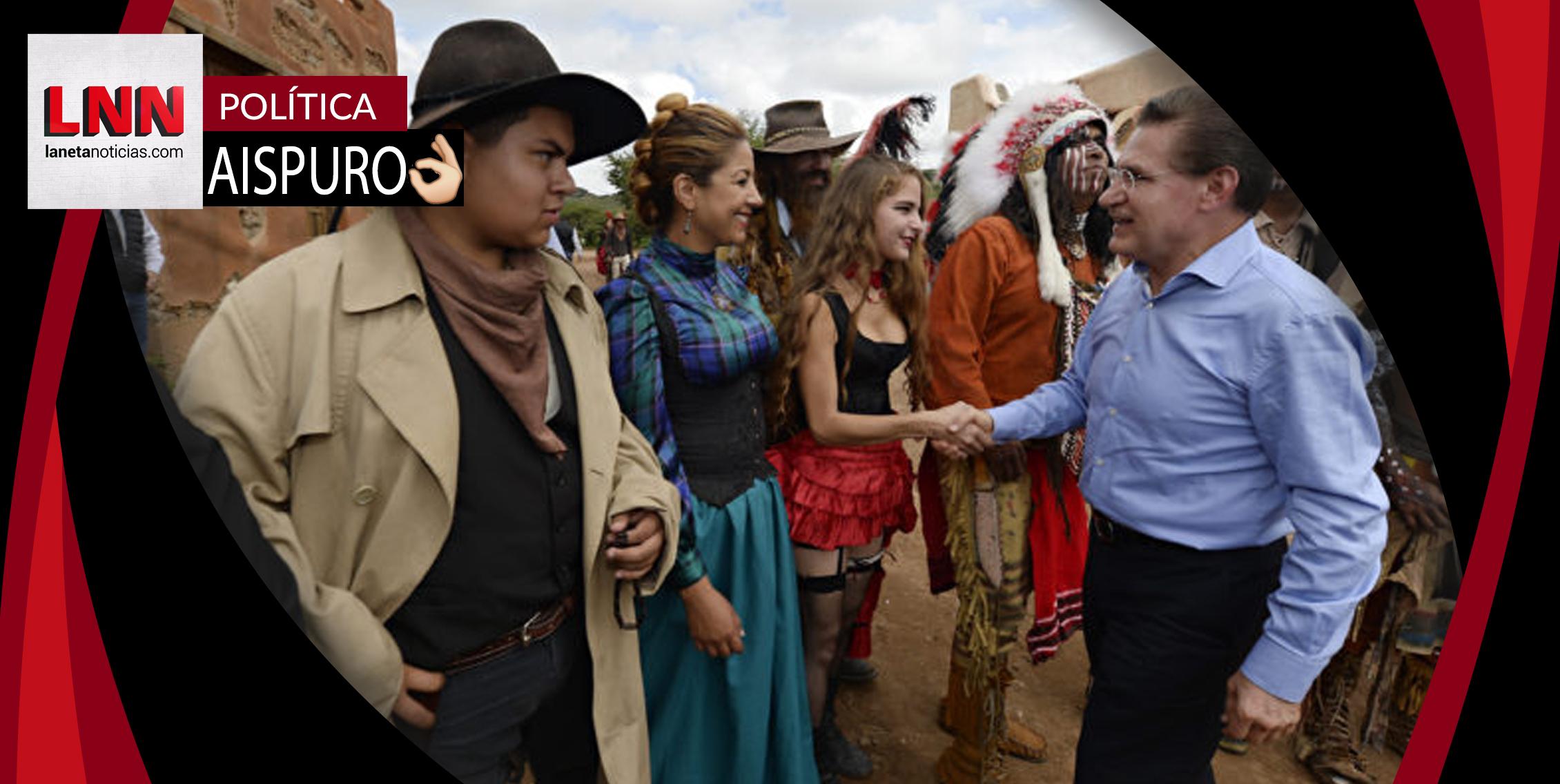 Durango, listo para recibir turistas en temporada vacacional: José Rosas Aispuro