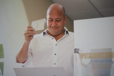IEPC hace oficial la elección de Alfaro como próximo gobernador de Jalisco