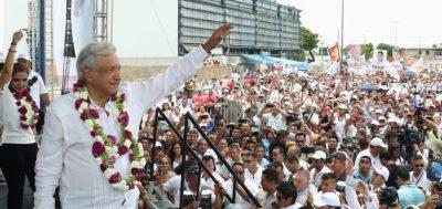 AMLO gana elecciones y Morena arrasa a nivel nacional