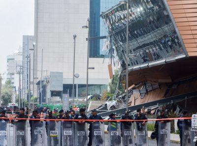 Grupo Riobóo comprueba que área derrumbada de plaza Artz no fue su responsabilidad