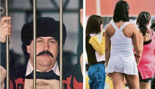 <i>Vírgenes suicidas</i>: la historia de las 49 amantes muertas de Pablo Escobar