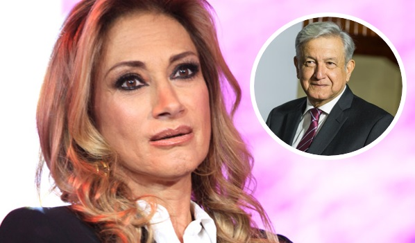Cibernautas <i>estallan</i> contra Adela Micha tras mensaje a AMLO