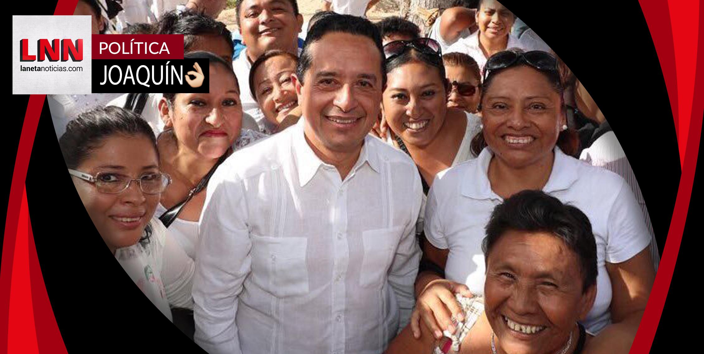 Carlos Joaquín invierte más de 67 mdp en mejoramiento de infraestructura