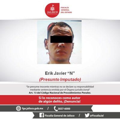 Capturan a presunto homicida del estudiante de la UDG en Jalisco