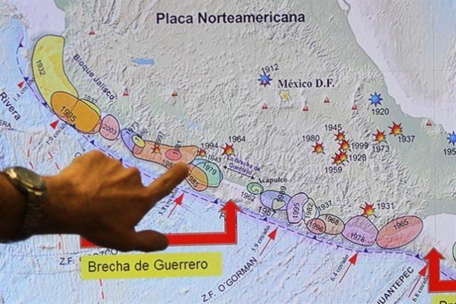¿Megasismo en Guerrero? Científicos de la UNAM revelan todo sobre la Brecha