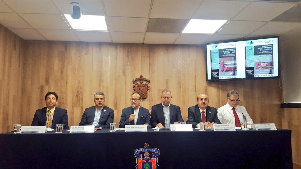 Problemas de salud infantil en Guadalajara se tratarán en jornadas de pediatría