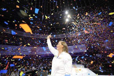Martha Erika se suma a la selecta lista de gobernadoras