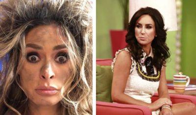 <i>Doña table</i>: el día que Inés Gómez Mont humilló a Galilea en televisión
