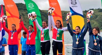 Orgullo nacional: mexicanos <i>arrasan</i> en Juegos Centroamericanos