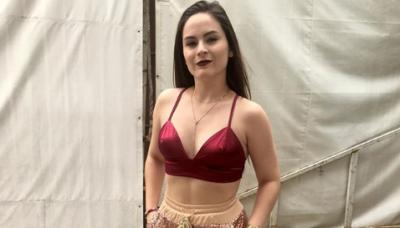 Paula del Villar seduce a las redes con diminuto traje de baño (FOTO)