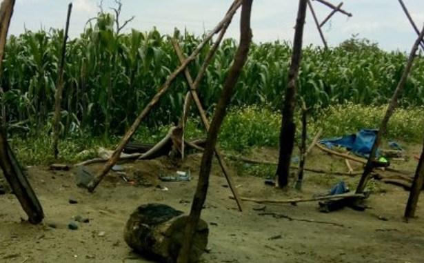 Reportan explosión de polvorín en Amecameca (FOTOS)