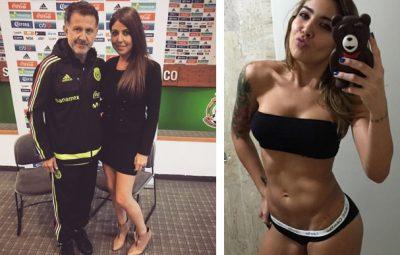 Mariana Zacarías: la sensual comentarista que <i>flechó</i> a Juan Carlos Osorio