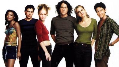 Mira cómo luce el elenco de 10 Things I Hate About You ¡casi 20 años después!