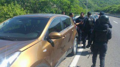 Macabro suceso: disparan por la espalda a mujer en autopista del Sol